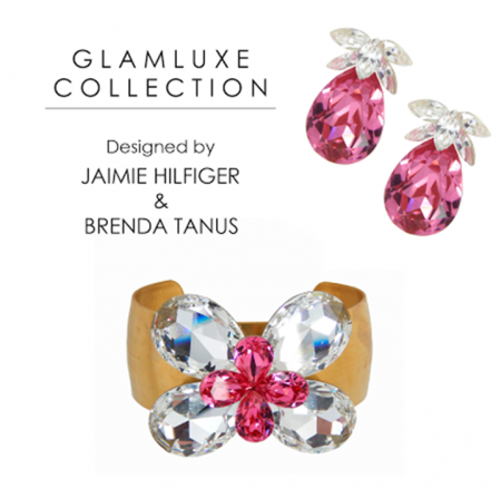 Glamluxe Collection by Tanus Designs and Jaimie Hilfiger