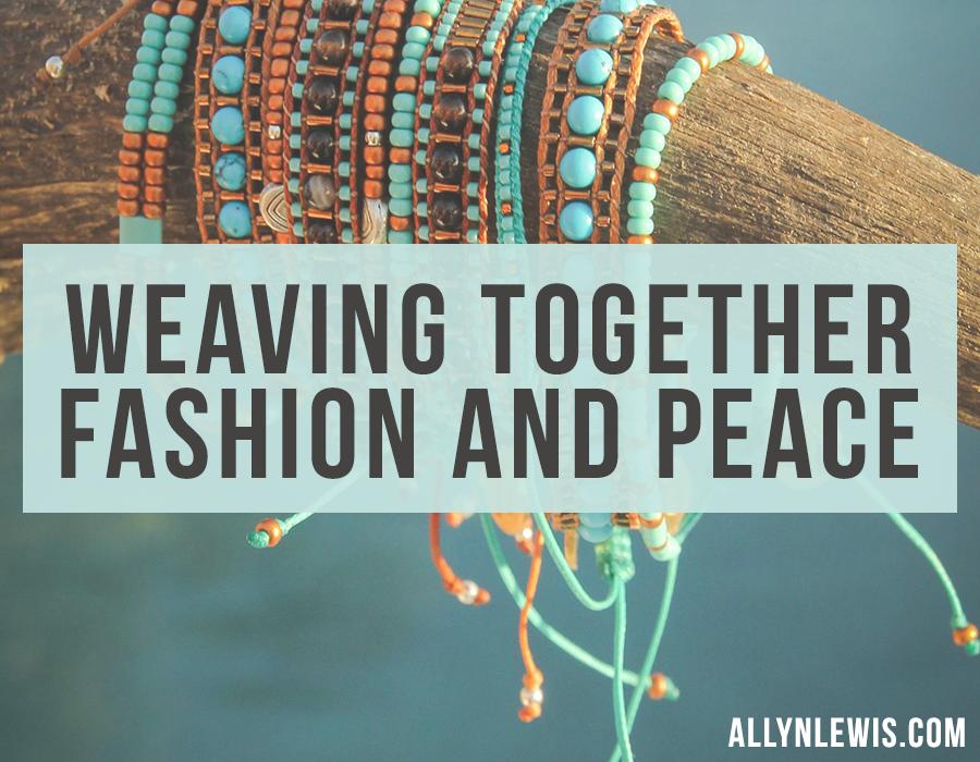 Kutula Kiss Weaves Together Fashion And Peace