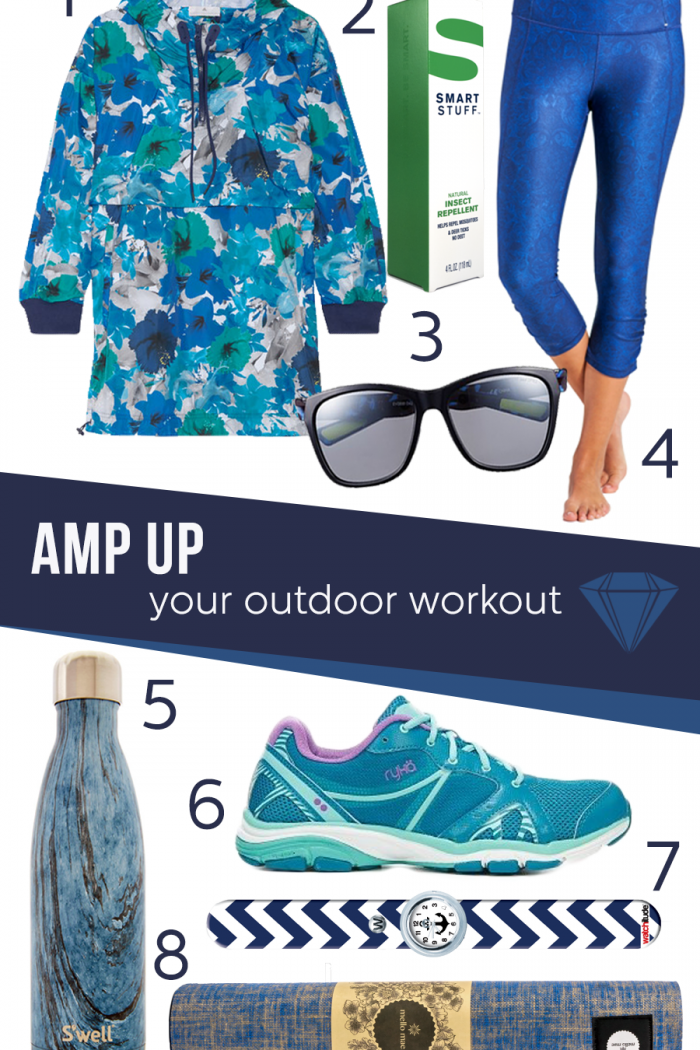 Accessories to Amplify Your Outdoor Workout
