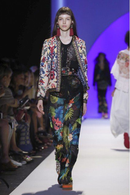 Desigual empowers woman to let go of social norms and judgement