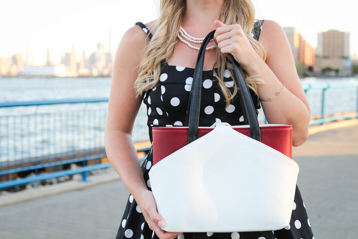 A note on the importance of structure with Kyla Joy luxury handbags.
