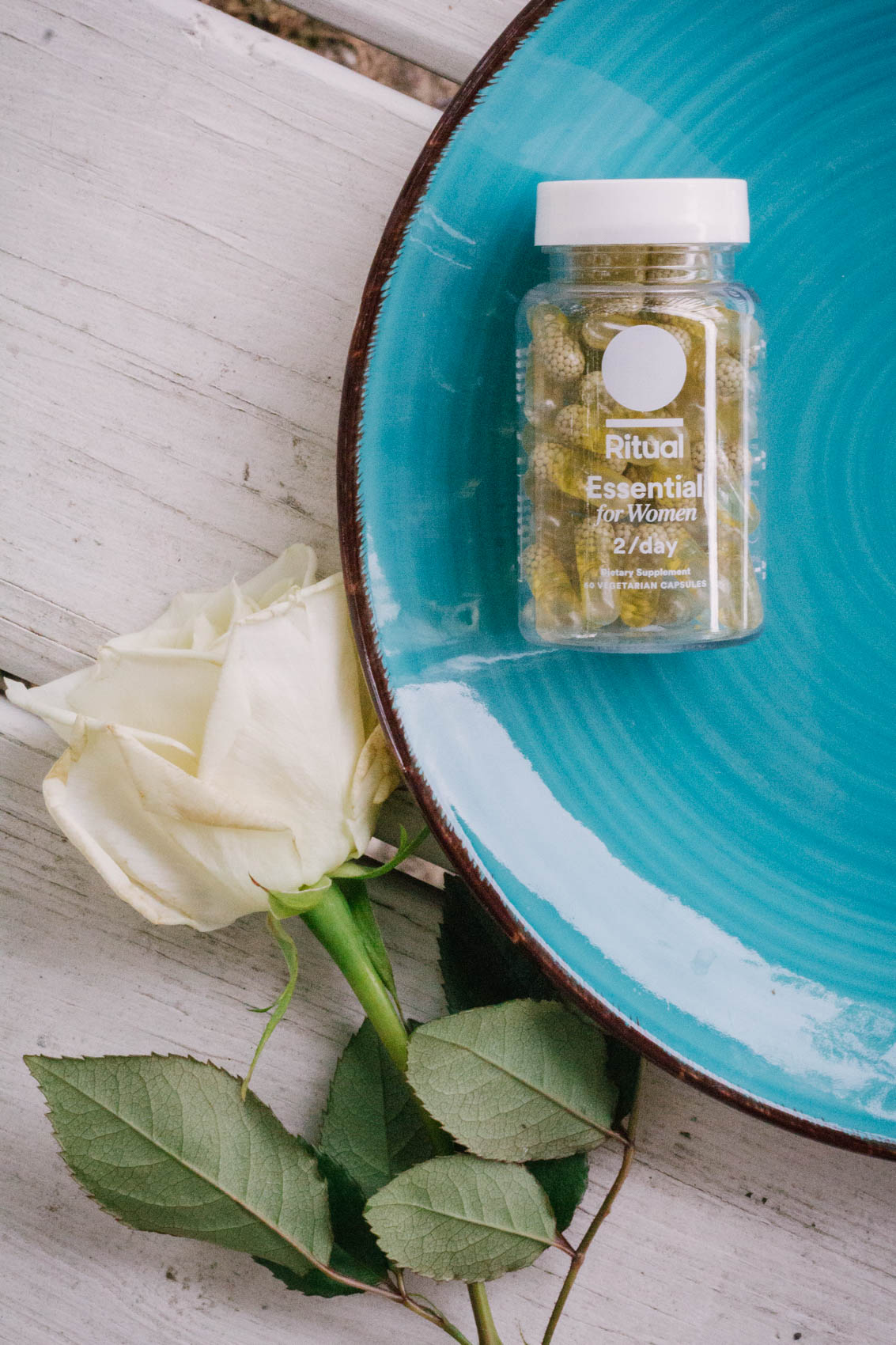 I recently added Ritual Vitamins to my routine and they've given me more energy, are minty fresh, and have the best ingredients.